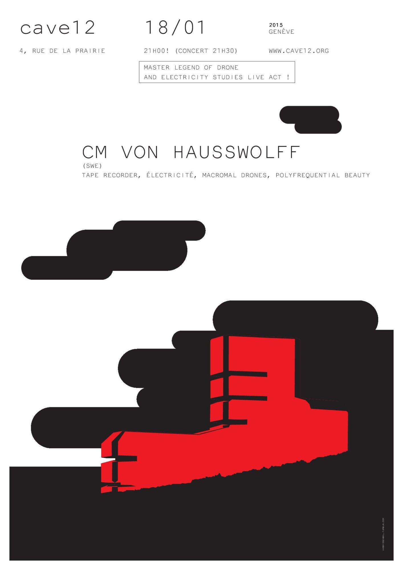 Affiches par Harrisson – cave12
